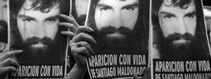 Desaparición forzada y muerte de Santiago Maldonado – Informe 2018