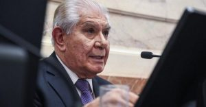 Guillermo Pereyra: «De la forma en la que está el presupuesto no lo voy a votar»