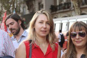 Myriam Bregman: «Recibí todo tipo de amenazas y acoso»