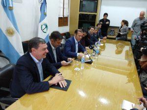 Omar Gutiérrez: «No vamos a transferir la caja del Instituto»