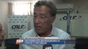 Tarifazo de energía: Ciapponi ratificó que no trasladarán el aumento a los usuarios de Neuquén