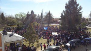 Marcha por la educación pública: habrá cortes intermitentes en los puentes