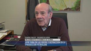 «Dentro de poco vamos a tener que incorporar la Capital Federal a la Patagonia»
