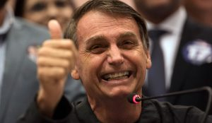 Jair Bolsonaro se convertirá en el próximo Presidente de Brasil