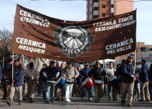 Día del ceramista: El sindicato de Neuquén marchará a la Legislatura