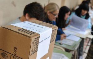 Elecciones 2019: Denuncian que el simulacro del escrutinio «fue un fracaso»