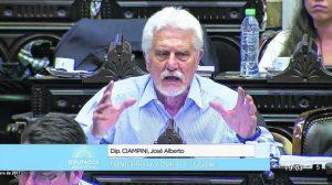 Alberto Ciampini: «El Presupuesto 2019 se tratará el 24 de octubre»
