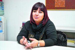 """Pamela Gaita: """"Como inquilinos tenemos la obligación de exigir que se cumpla el código civil"""""""