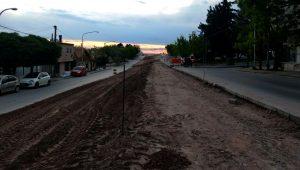 Cerraron 7 comercios en Neuquén por obras del Metrobus