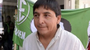 Carlos Quintriqueo dijo que Darío Martínez es el conductor de Unidad Ciudadana