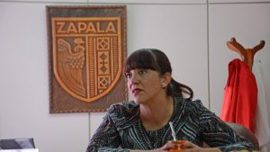 Soledad Martínez: «El candidato de Unidad Ciudadana es Javier Bertoldi»