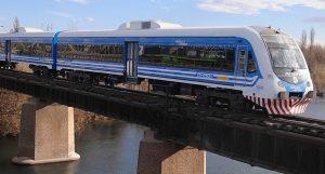 El Tren del Valle llegaría a Plottier en 2019