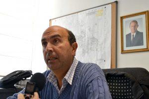 Marcelo Bermúdez concurrió al Deliberante para acelerar la regularización de tres asentamientos