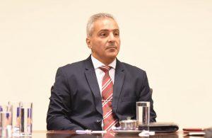 Germán Busamia: «Estamos satisfechos con el desarrollo de los comicios»