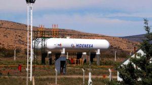 HIDENESA quiere cortar el gas en Aluminé