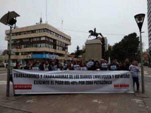 «Queremos sueldos acordes a la inflación»