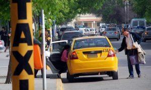 Este lunes aumenta la tarifa de taxis