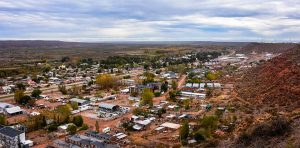 Contaminación del agua en Añelo: Vecinos se movilizan hasta la Legislatura