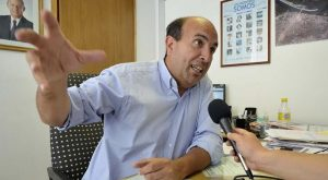 Marcelo Bermúdez, concejal de Juntos por el Cambio: «No metamos más miedo a la gente»
