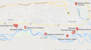 Balnearios: La municipalidad no se hará cargo de los lugares sin habilitación