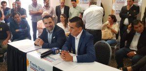 Elecciones 2019: Presentaron la fórmula Ramón Rioseco – Darío Martínez
