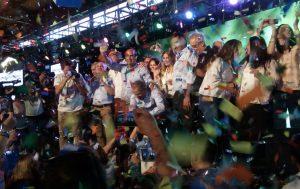 Pechi Quiroga: «la vicegobernadora será una mujer joven»