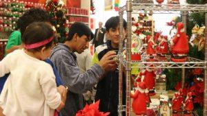 Consumo navideño: «El grueso de las ventas fue con tarjeta de crédito»