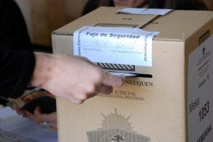 El 10 de marzo serán las elecciones provinciales