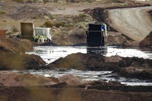 Greenpeace denuncia: «Vaca Muerta no funciona como debería»