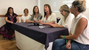 Ornella Infante: «Hubo un retroceso en las políticas de género»