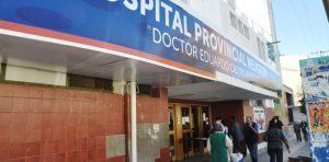 La farmacia del Castro Rendón cierra sus puertas a las 14 horas