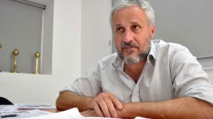 Andres Peressini: «Mi intención es llevar las ideas que hicieron crecer a Plottier»