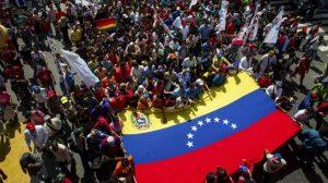 «La situación de Venezuela se disputa en el ámbito internacional»