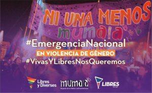 MuMaLá lanza campaña de emergencia nacional en violencias de género