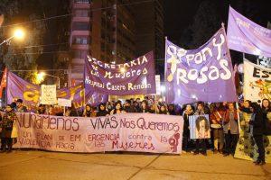 EL FIT también lanzó su campaña por emergencia en violencia de género