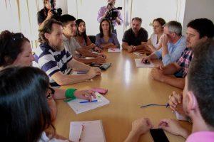Continuan las reuniones entre los gremios del estado y el gobierno