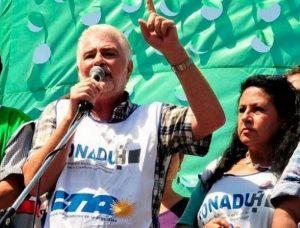 La Conadu Histórica denunció que fue excluida de la primera reunión con el gobierno