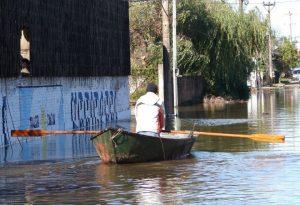 Inundaciones en el litoral: Corrientes superó la media de los últimos tres años
