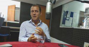 Omar Gutiérrez: «Vaca Muerta es un proyecto neuquino»