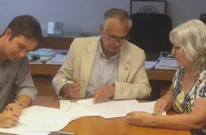 La UNCo firmó dos nuevos convenios con la provincia de Neuquén