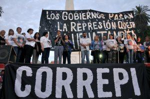 La CORREPI presentó un nuevo informe sobre violencia institucional