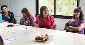 UNCo: Sesionó la mesa técnica por el cupo laboral trans