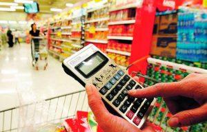 Publican la inflación de febrero: 3.8 % de aumento