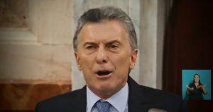 Apertura de sesiones: Para Macri la Argentina está mejor que en 2015