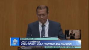 Apertura de sesiones en Neuquén: La oposición criticó la falta de anuncios