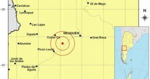 Instalarán 15 sismógrafos en la zona de Vaca Muerta