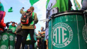 Neuquén: ATE pretende que se mantenga el ajuste salarial en base al IPC