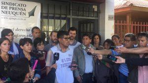 El Sindicato de Prensa denuncia persecución contra su secretario General