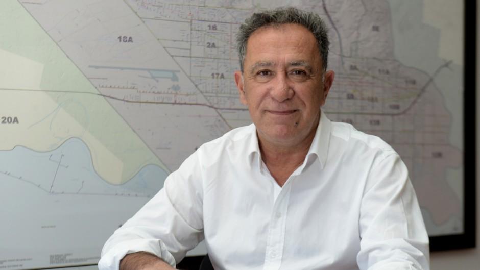 Mariano Gaido se comprometió a firmar el contrato de concesión con Calf
