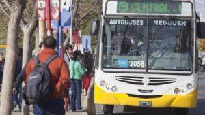 Nuevo aumento del boleto en Neuquén: Entre el 27 y el 29 de noviembre comenzará a aplicarse